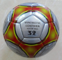 Laminated cheap replica soccer ball size 5,top quality for match and training