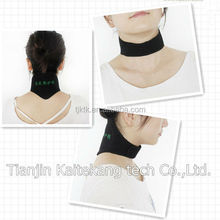 Black Nature heating Neck Support/Magnet Neck Guard