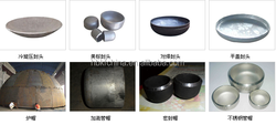 CARBON STEEL BUTT WELDING FITTINGS FROM CHINA