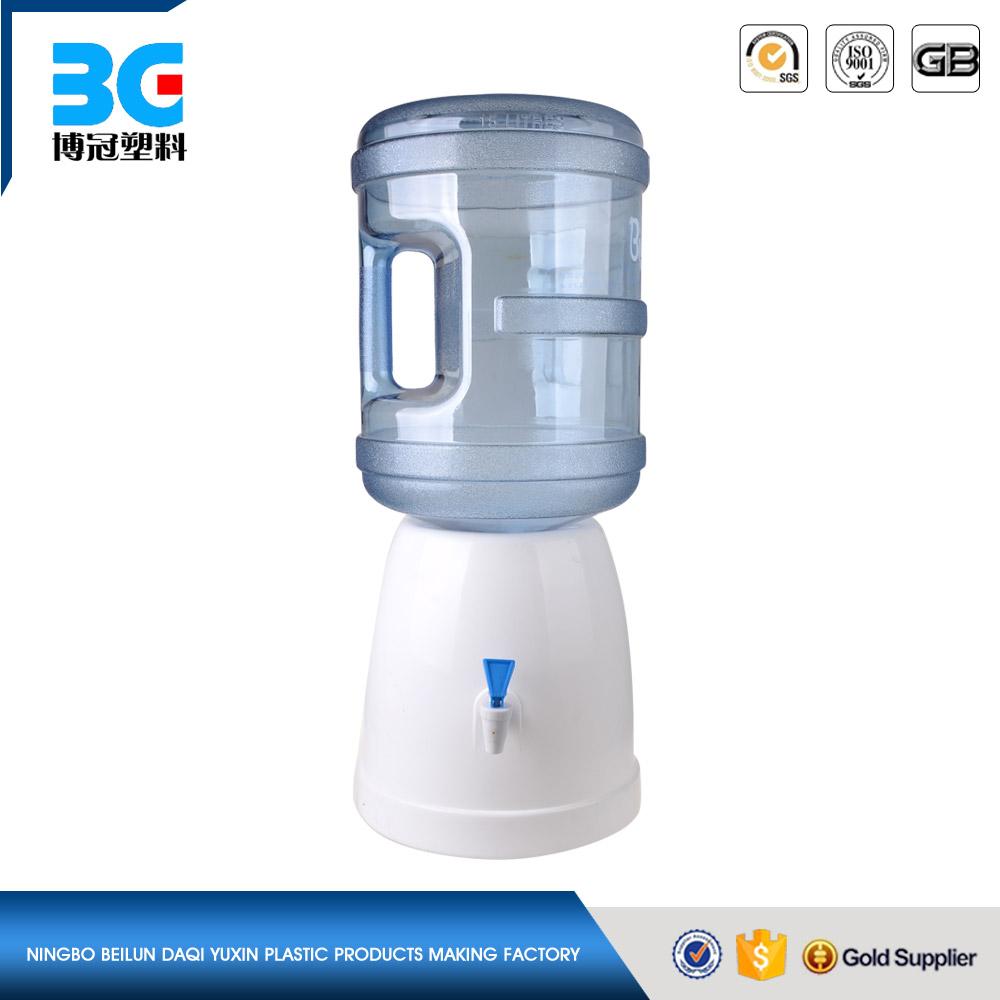 Non Electric Desktop Mini Water Dispenser For 3 Amp 5 Gallon