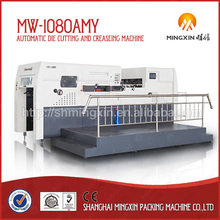 supply fully automatic carton box creasing and die cutting machine