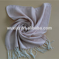 Primavera con flecos pañuelos para mujeres