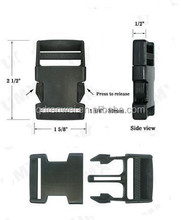 Durable High Quality Plastic Buckles