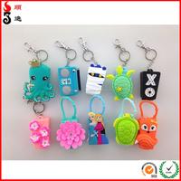 3d animal shapes bath body works silicone hand sanitizer holder hand gel bottle holder