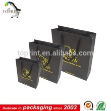 2014 newest cheap fancy paper gift bag packaging