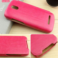 For Htc Desire 500,Book Cover Mobile Phone Cases For Htc Desire 500 506e