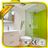china 6mm clear toughened glass bathroom cabinet
