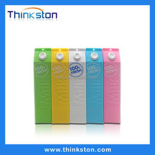 2015 milk mobile powerbank