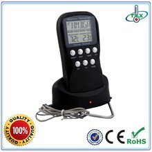 household metal kitchen set digital kitchen thermometer, thermometers for food