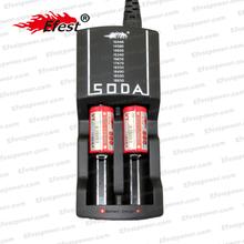 Hot selling efest charger efest soda charger efest dual battery charger