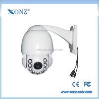 2015 New 1080P Onvif PTZ IP Camera High Speed Dome IP Camera 2MP Real time Waterproof IP66 with 10X Zoom