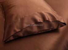 home design polular hot sale 100% silk envolope pillowcase