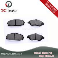 brake pads for atv no dust