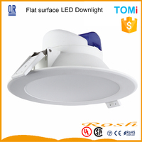 round/square 4inch 13w dimmable led downlight 30w 40w 50 high power down light available