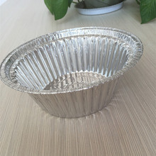 Aluminum Material and Container Type Different Kinds Aluminum Foil Cup for Egg Tart