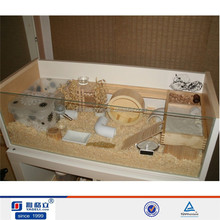 clear superior acrylic hamster cage for sale