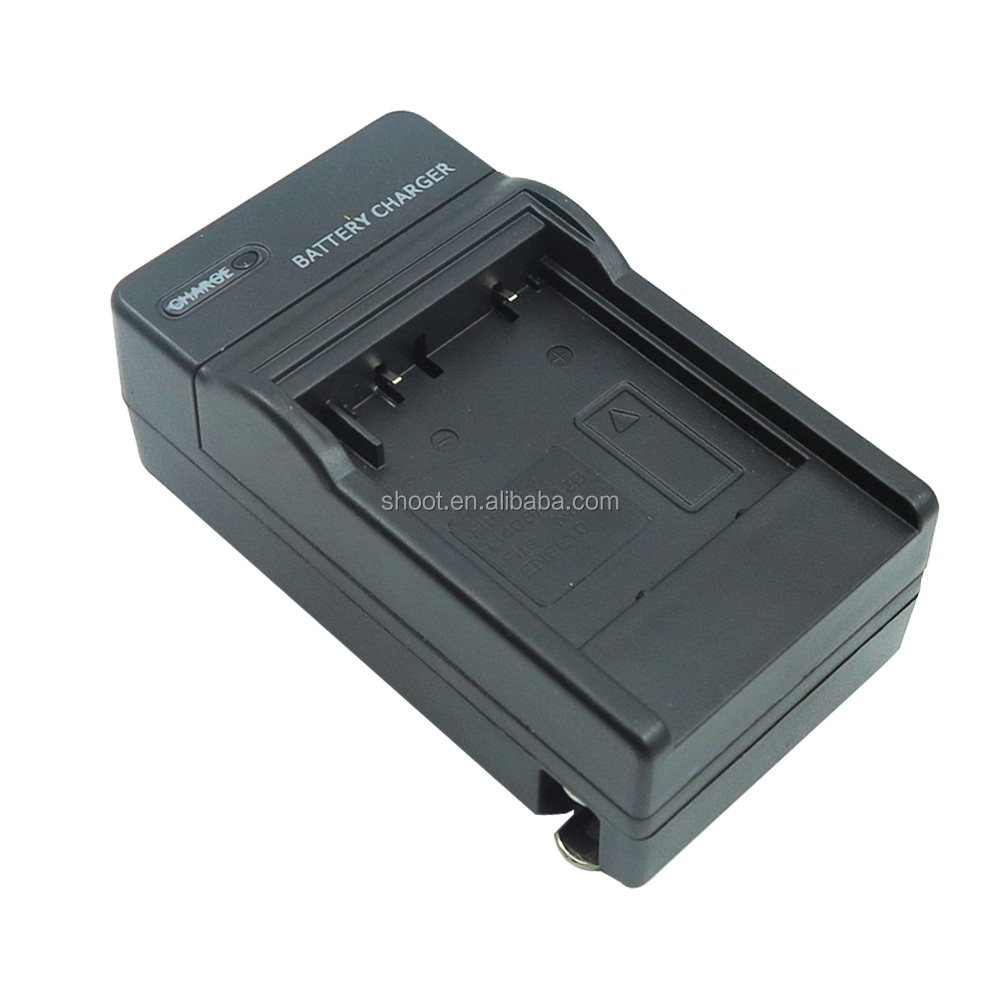 TOP-quality Battery Charger for OLY LI40B LI42B NIK. ENEL10 K7006 FNP45 DLI63 CNP80 Pentax casino kondak