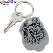 Lion Soft Key Tag