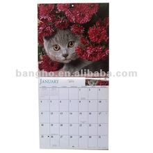 Monthly wall planner calendars 2013