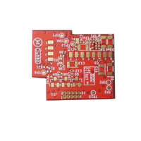 Immersion Gold Electronic Control PCB Circuit Board