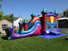 2015 Newly Inflatable Castle With Turrets/Kids Used Inflatable Jumping Castle/Inflatable Bouncer Castle For Sale