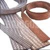 copper braid sleeve wire in flat type