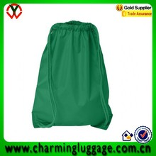 factory price promotional nylon polyester drawstring bag