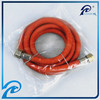 CE approved various specifications available working pressure 300 psi flexible rubber gas hose for stove