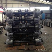 european truck spare parts semi trailer axles