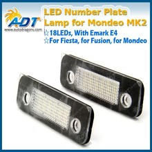 Factory original price!Canbus LED number lamp License Plate light for Ford for Fusion Series OEM No. for customers