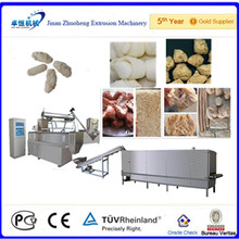 New textured vegetable soya protein processing equipment
