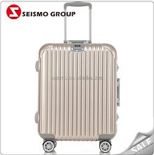 Waterproof Business Travel Trolley Crossing Luggage Bags