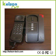 2014 best selling Hotel Telephone landline analog fax machine gsm phone