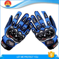 Hot Sale Full Finger Motorcycle And Go Carting Gloves