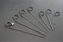 type K/J MI/mineral insulated/armoured thermocouple/RTD with SS cold junction