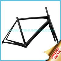 2016 YISHUNBIKE 3K/UD Aero design Di2 road bike frame carbon T700 700c full carbon road bicycle light frame for sale YS-FM035
