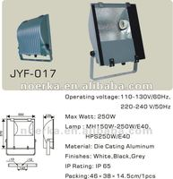 150W & 250W Metal Halide and Sodium Lamp for Flood Light