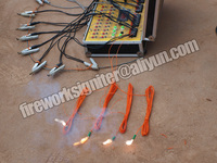 fireworks ignitor,4m electric match,safe fuse,copper wire,display shells igniter