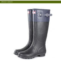quality goods rubber rain boots wellies wellington to Western