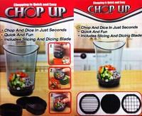 chop up /Cut N Cup chop up/vegetable chopper chop up