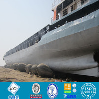inflatable rubber balloon/ship launching marine airbags