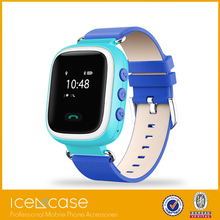 Hot gps tracking smart watch with heart rate monitor,skin temperture for kids
