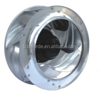 4 Pole, Single Phase 315mm Backward Curved Centrifugal Fan. IP54Protection level And F Insulation Class