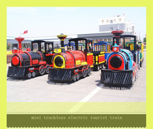 electric mini tourist train for kids hot sale!