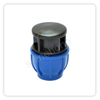 PP Compression Fittings Plastic End Caps