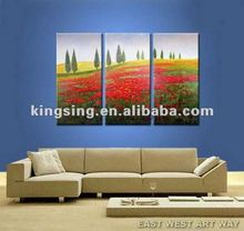 handmade natural Scenery oil painting on canvas