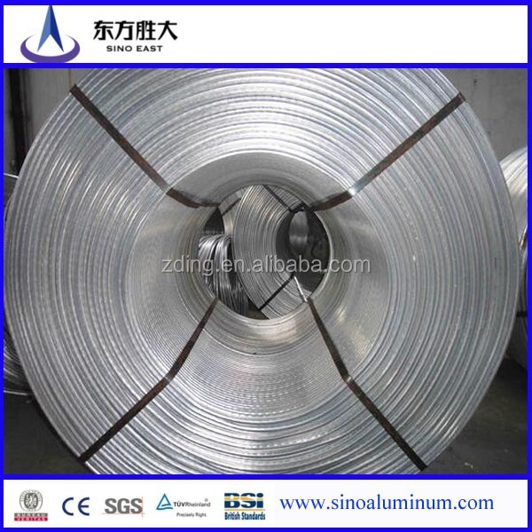 hot selling aluminum wire rod 6101 China CN