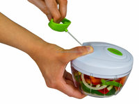 2015 new Multi-Function Kitchen Chopper,Manual Food Shredder,Hand pull chopper