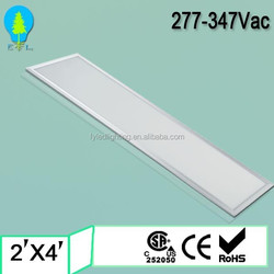 AC100-277V PF>0.95 dimmable 2x4 wall led panel with DLC UL