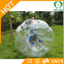 Direct Manufacturer human bumper bubble football,bubble football, inflatable bumper ball for kids